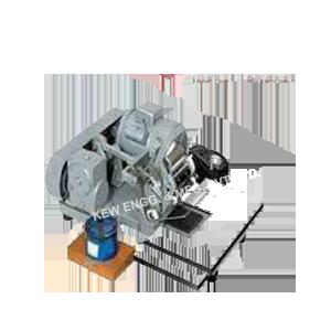 Semi Automatic Batch Printing Machine